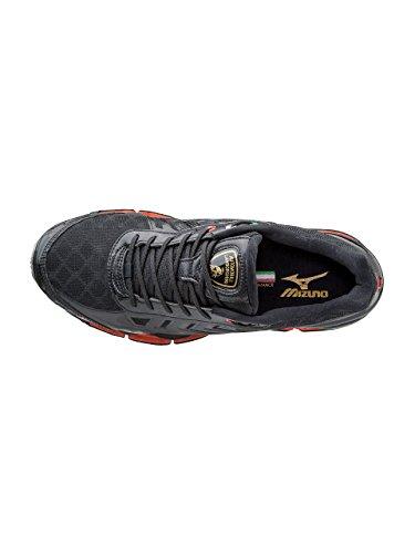 Shoes 2 Lamborghini Running Mizuno Automobili Wave By Black Tenjin qzRxSz7wB