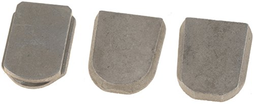 (Dorman 76864 Rear View Mirror Bracket Assortment, 3 Piece)