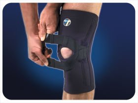 - Pro-Tec J-LAT Lateral Subluxation Support - Left XL
