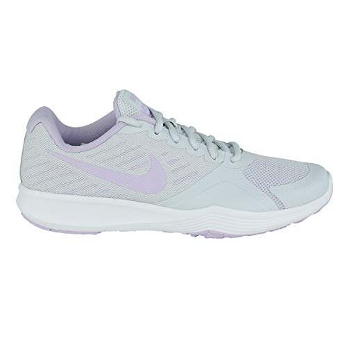 Zapatillas Nike violet Mujer Deporte Wmns Para City De Pure Mist Trainer Platinum wHtHRr