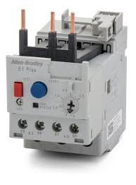 Allen-Bradley 193-EECB E1 Plus Solid State Overload Relay, 1A-5A, Mounts to 100-C09…100-C23 Contactors