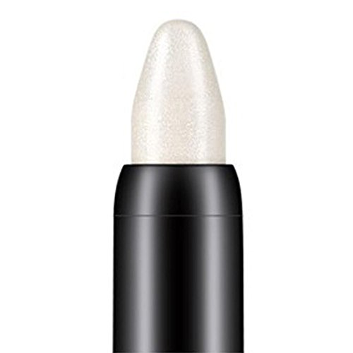 DZT1968 1PC 116mm Portable Waterproof Beauty Highlighter Eyeshadow Pencil make-up tool (White)