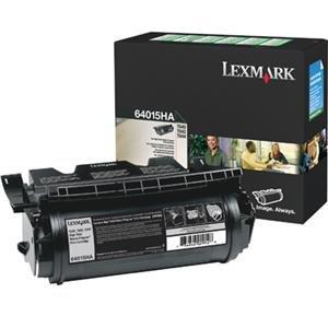 - Lexmark International, T64x Hi Yld Return Print Cartr (Catalog Category: Printers- Laser / Toner Cartridges)