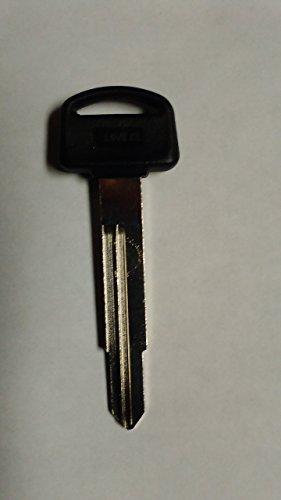 Key blank for Honda Ruckus and Metropolitan Scooter (Left) (Blank One Key)