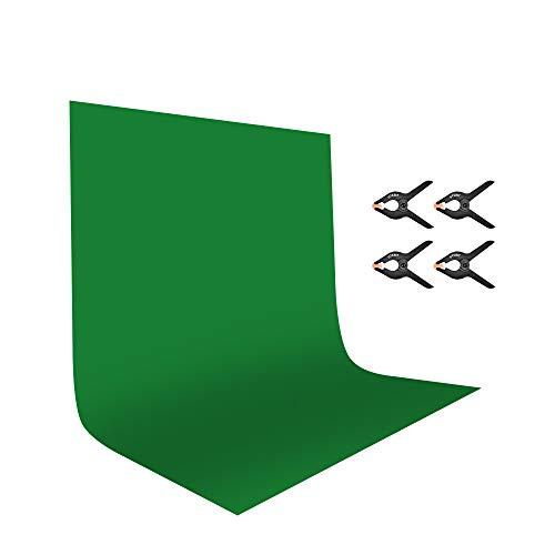 6x9 Green Screens Backdrop