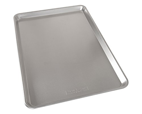 (Nordic Ware Natural Aluminum Commercial Baker's Big Sheet)