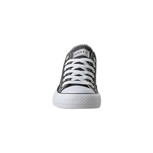 Elara London Elara Sneaker Donna Dunkelgrau Donna London Sneaker Dunkelgrau Elara gwHnCw