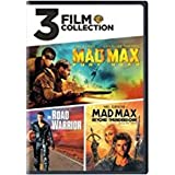 Mad Max 3-Film Collection (The Road Warrior / Mad Max Beyond Thunderdome / Mad Max: Fury Road) [DVD]