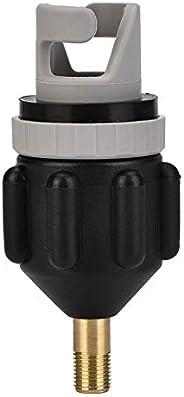 Inflatable Boat SUP Pump Adaptor, Standard Schrader Conventional Air Pump Air Valve Adapter Kayak Accessory