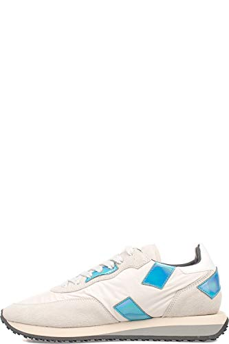 Bianco E18irswlns09 Donna Pelle Sneakers Ghoud 8FSq4F