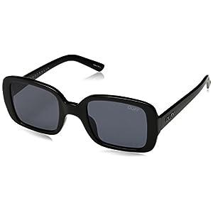 Quay Women's x KYLIE 20s Sunglasses, Black/Smoke, One Size