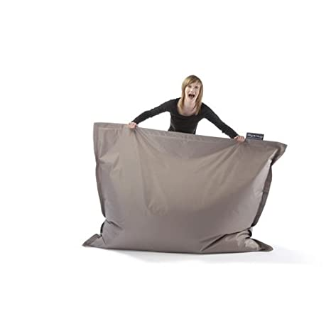 Amazing Large Big Hug Eco Indoor Or Outdoor Bean Bag Stone Ocoug Best Dining Table And Chair Ideas Images Ocougorg