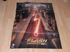 The Flash Cw Folded Promo Poster