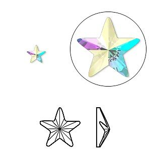 Image Unavailable. Image not available for. Colour  Genuine Swarovski  Crystal ... f0f47458f35d