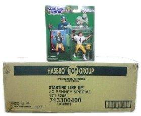 NFL Starting Line-Up Complete Set Case 1998 Hall of Fame Memorabilia
