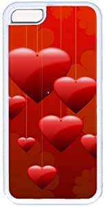 Hearts 1 Apple iPhone 5C Case, iPhone 5C Cases Hard Shell Cover Skin Cases