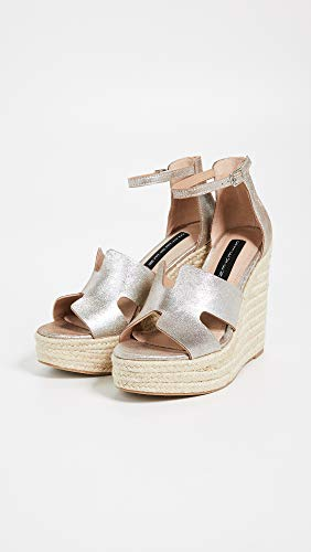 bdd15357eff Amazon.com  STEVEN by Steve Madden Women s Sirena Espadrille Wedge Sandal   Shoes