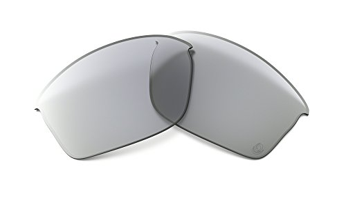 Oakley Flak Jacket Repl. Lens Clear to BLK Irid. Photochromic & Care Kit - Flak Clear Jacket Oakley