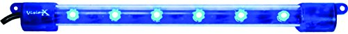 Vision X Lighting HIL-M6B 6″ Blue LED Light Bar – Pack of 2