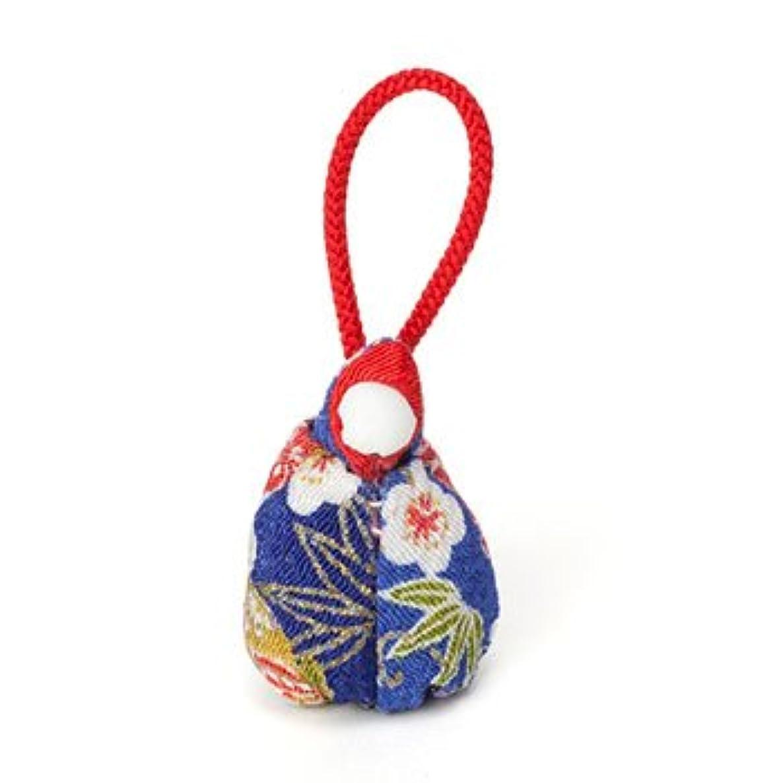 バランスのとれた噴出するフォージ匂い袋 誰が袖 だるまさん 1個入 ケースなし (色?柄は選べません)