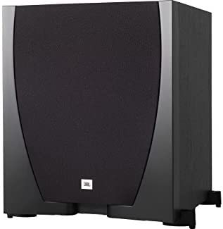 JBL Sub 550P Excessive-Efficiency 10″ Powered Subwoofer Sealed Enclosure with Constructed-in 300-Watt RMS Amplifier