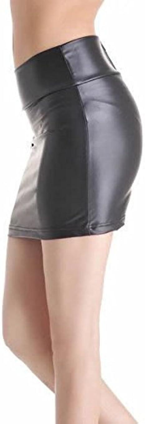 Minifalda Mujer Talla Grande Elegantes Falda De Verano Cintura ...
