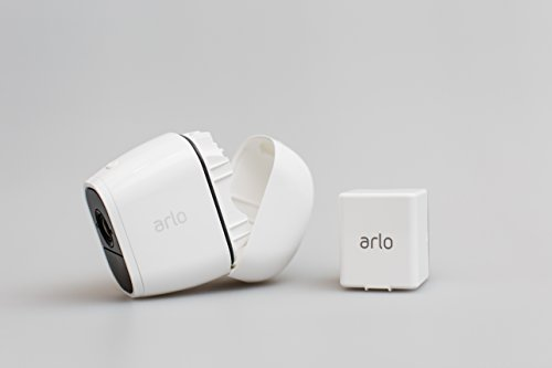 Arlo Pro 2  Wireless Home Security Camera System with Siren  Rechargeable Night vision IndoorOutdoor