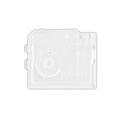 (Janome Hook Cover Plate with Top Notch )
