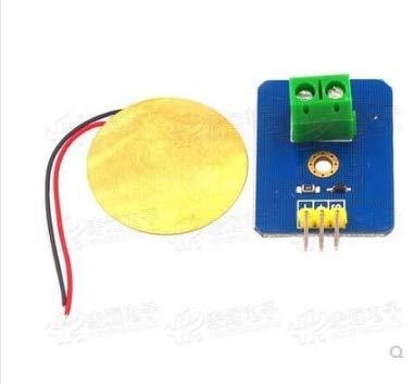 (VistorHies - Analog Drum Simulate Piezoelectric Ceramic Vibration Sensor for arduino DIY KIT)