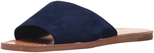 Suede Sandal Dolce Slide Vita Women's Navy Cato 14IYxYwBqF