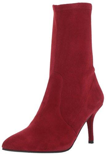 Suede Stuart WoMen Weitzman Boot Cling Ankle Scarlet ffvYr4