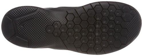 Nike Mens Flex Esperienza 7 Scarpa Da Corsa Nero / Nero - Antracite