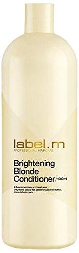 Label.M Brightening Blonde Conditioner, 33.8 Ounce