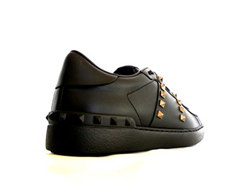 Rockrunner Sneakers Garavani Nero 0no Ny2s0931bxe Valentino Uomo Scarpe 4UxqI