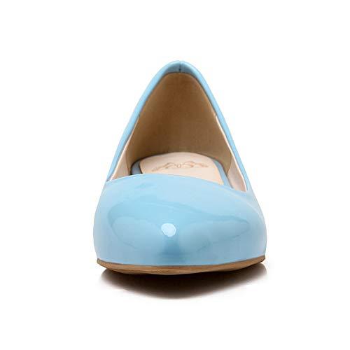 36 SDC05561 5 Compensées Femme AdeeSu Sandales Bleu Bleu pBdxwpYSq