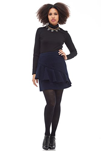 CULTRO Women's - Lucy Ruffle Short Skirt by CULTRO