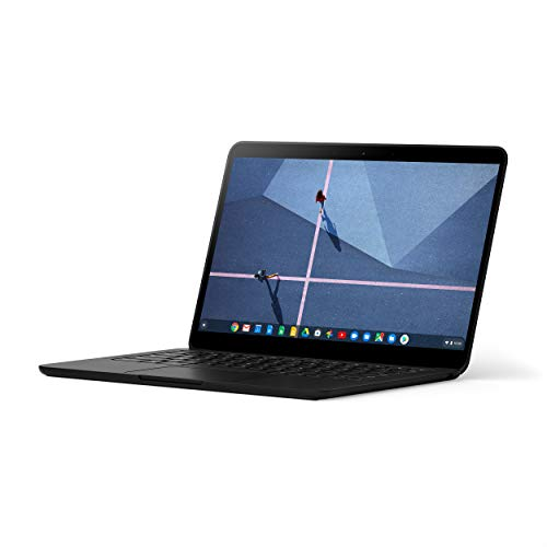 Google Pixelbook Go, Lightweight Chromebook Laptop - Up to 12 Hours Battery Life[1] Touch Screen Chromebook - Just Black