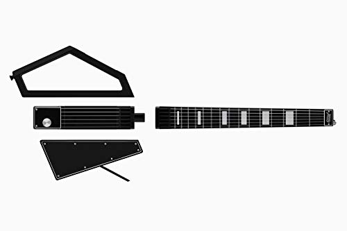 Jammy App-Enabled Digital Guitar/stringed MIDI controller (Best Midi Controller For Ableton 2019)