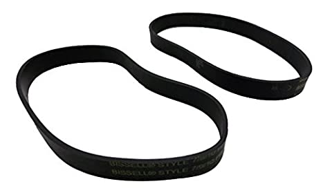 BISSELL Style 7/9/10 Replacement Belts, 6 pack (12 belts), 32074