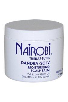Nairobi Therapeutic Dandra-Solve Moisturizing Scalp Balm Unisex, 4 Ounce ()