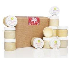 Organic All Nautral Taste of Shea Mini Shea Butter Sampler-