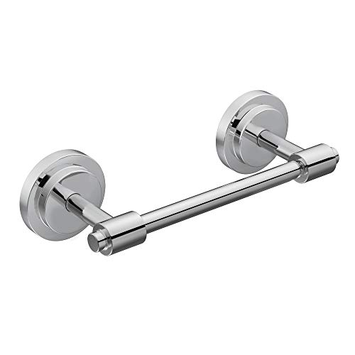 (Moen DN0708CH Iso Pivoting Toilet Paper Holder, Chrome )