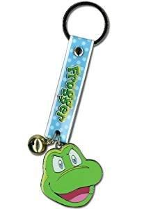 Frogger Head Key Chain