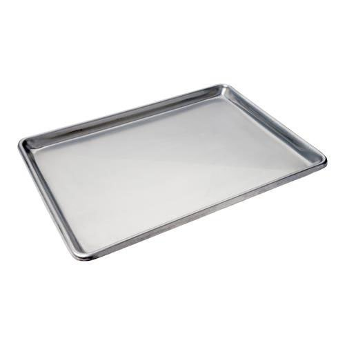 Focus Foodservice Half Size Heavy Duty 20 Gauge Stainless Steel Sheet Pan, 13 x 18 x 1 inch -- 6 per case.