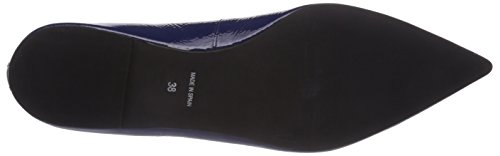 Pretty Ballerinas Pretty Loafers - Zapatillas de estar por casa para mujer Blau (IPNOTIC MAR)
