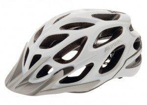 Fahrradhelm Alpina Mythos 2.0 MTB Gr. L (57-62cm) weiß/silber by Alpina