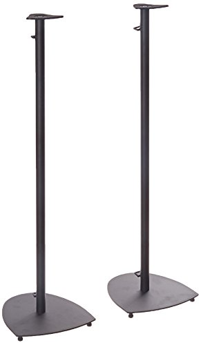 Definitive Technology ProStand 600/800 Floor Stands - Pair (Black) by Definitive Technology