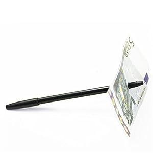 Vivian Close-up Magic Pen Penetration Through Paper Dollar Bill Money Trick Prop