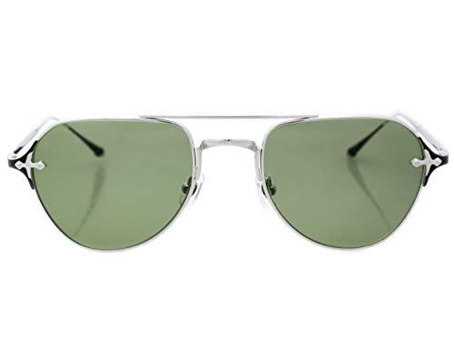 Matsuda - M3072 - PW.SG.56 - Palladium White - Sage Green - ()