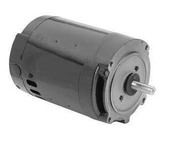 Emerson EH617 C-Face Pool Pump Motor 1-1/2 HP